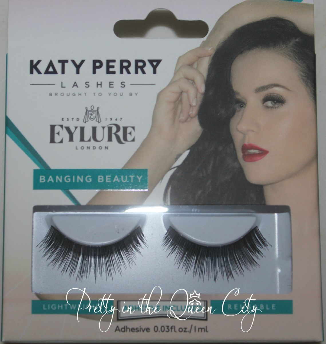 24229ff6bf0 Katy Perry Debuts Four New Lash Styles with Eylure (Review)   The ...