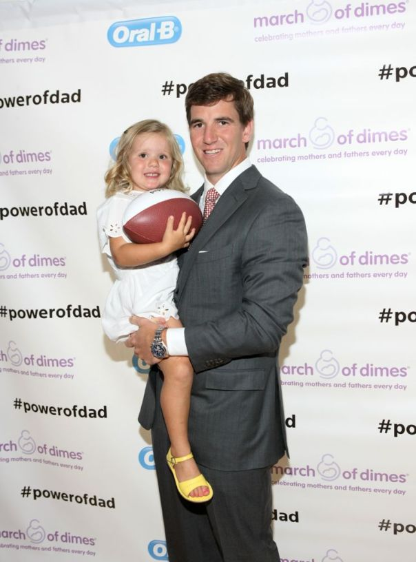 Oral-B® and March of Dimes Father's Day Event 2014